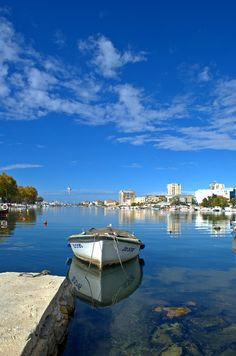 "Imagine this image on your wall... ""Perfect Day in Sea City""  Zadar, Croatia"