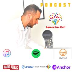 I invite all Nursing Agencies and Home Care Services to book our podcast room. We will talk about your background, achievements, present your business, your services and the area you operate in. Get in touch.