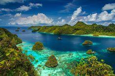 Nice Raja Ampat, West Papua, Indonesia