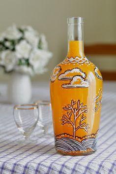 Decorate Bottle
