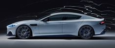 Aston Martin Rapide, Motor V12, E Electric, Electric Motor, Nissan, Porsche, Forged Wheels, Fancy Cars, Sports Sedan