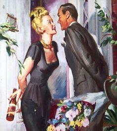 Gil Elvgren - 36 Artworks, Bio & Shows on Artsy Beer Advertisement, Gouache Painting, Oil Paintings, Calendar Girls, Gil Elvgren, Colorful Paintings, Illustration Girl, Elements Of Art, Pin Up Art