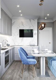 Home bar room decor interior design Ideas Small House Kitchen Ideas, Home Decor Kitchen, Kitchen Interior, Home Kitchens, Kitchen Small, Kitchen Dining, Dining Room, Home Room Design, Decor Interior Design
