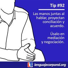 Lenguaje corporal tip92-500