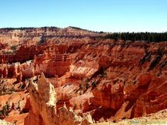 #BryceCanyon #NationalPark in #Utah #Park #NPS #hiking - more on www.travel-photographs.net