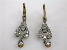 interesting design, diamonds... pretty