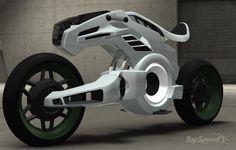 Jeep cross bike Concept.