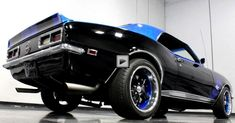 Multi Award Winning 1968 Chevy Camaro SS 350 Hot Rod. Double click to watch the video