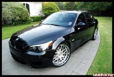 HRE Wheels BMW E60 M5 HRE 890R Brushed 21inch