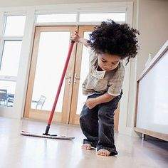 15 ways to make helping out fun and easy for kids (really!).