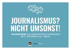 #Vorarlberger Bloghaus: [ #forumROMANum ] Gemeinnütziger Journalismus Feldkirch, Professor, Civil Society, Training, Science, Politics, Teacher