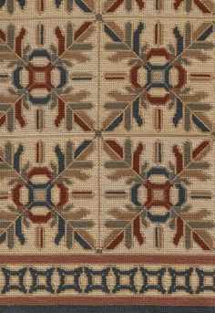 Makath IV | Patterson Flynn Martin Cross Stitch Charts, Cross Stitch Designs, Cross Stitch Patterns, Cross Stitching, Cross Stitch Embroidery, Hand Embroidery Design Patterns, Palestinian Embroidery, Rug Inspiration, Creative Embroidery