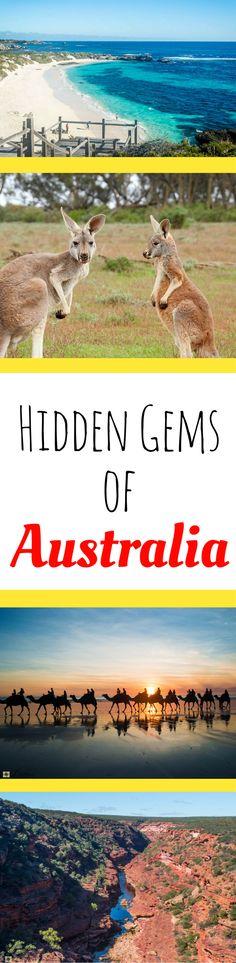 Hidden gems of Australia | Secret spots Australia | Australia travel guide | Where to go in Australia | What to See in Australia | Australia top sites