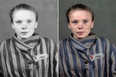 These images from the Holocaust are even more chilling incolor