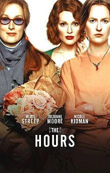 "2002 The Hours This is worth watching for just the stars in the movie.  Story interweaves the story of 3 women from different generations connected by the novel by Virginia Woolf  ""Mrs Dalloway"" My sort of movie   Nicole Kidman plays Virginia Woolf as one of the women...I almost did not recognise her."