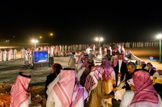 #Dining With Alwaleed in #Desert Before #Arrest...