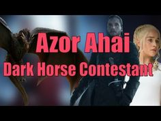 Azor Ahai Theory: The Dark Horse *Game of thrones Theory* - YouTube