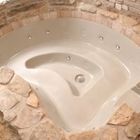 Oasis & Mirage - Inground hot tubs & pools by Immerspa