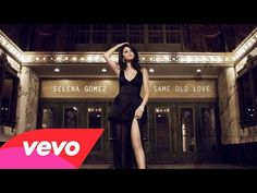 Selena Gomez sizzles in a low-cut little black dress as she performs for fans in Same Old Love music video.Miss Gomez doesn't disappoint in the newly released music video for her latest single Same Old Love. Selena Gomez Fashion, Selena Gomez Fotos, Selena Gomez Outfits, Selena Selena, Selena Gomez Trajes, Style Selena Gomez, Selena Music, Selena Gomez Photoshoot, Teen Choice Awards