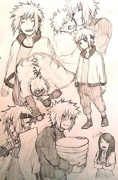 pixiv(ピクシブ)は、作品の投稿・閲覧が楽しめる「イラストコミュニケーションサービス」です。幅広いジャンルの作品が投稿され、ユーザー発の企画やメーカー公認のコンテストが開催されています。 Minato Kushina, Team Minato, Sasuke, Naruto Shippuden, Boruto, Hinata, Naruto Art, Anime Naruto, Manga Anime