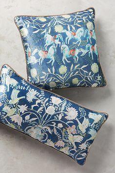 Odelina Velvet Cushion £68-78