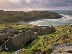 Isla de Lewis, Escocia