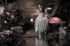 Fairy & Elf Photoshoot, Prints & £100 Voucher - 50 Locations!
