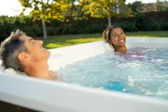 Imagine easy, worry-free water care for your home spa. The FreshWater™ Salt System means cleaner water with less effort from you. Master Bathroom Tub, Spring Spa, Spa Water, Backyard Retreat, Home Spa, Yoga Session, Water Systems, Salt And Water, Cool Pools