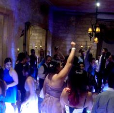 Whitney and Javier's Wedding reception at Villa Pourzand had some memorable speeches, a very fun vibe and a big party on the dance floor! They even went for some Mexican themed music during dinner for something a bit different, an authentic touch.
