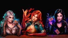 Gwent: The Witcher Card Game Wallpaper by Frampos.deviantart.com on @DeviantArt