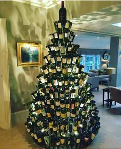 """Everybody sing....""""I'm Dreaming Of a Wine Christmas"""""""