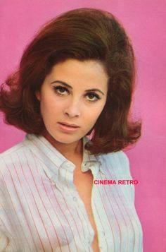 Barbara Parkins as Anne Welles in Valley of the Dolls