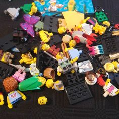 Just got back from the toy store   #LEGO #Minifigures #minifigs #Series17