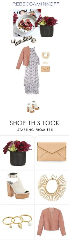 """Romance by Rebecca Minkoff"" by olesyabond ❤ liked on Polyvore featuring Rebecca Minkoff, By Emily, women's clothing, women, female, woman, misses and juniors"
