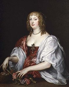 Portrait of Catherine Murray, Countess of Dysart first Lady of by Sir Anthony Van Dyck Anthony Van Dyck, Sir Anthony, Henri Matisse, 17th Century Fashion, 18th Century, Grandeur Nature, Historical Clothing, Female Clothing, Glamour