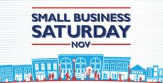 COUNTDOWN TO SMALL BUSINESS SATURDAY: TIME TO START PREPARING