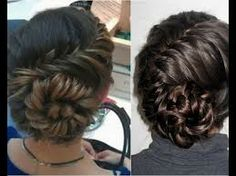 sea shell head | Create Beautiful Updos with Milani Hair Extensions | MilaniHair