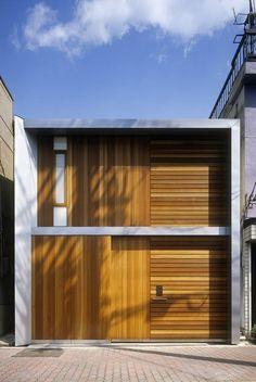숨은 공간이 없다! 알찬 공간감을 자랑하는 나무집 (출처 Jihyun Hwang)