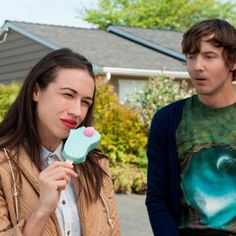 Haters Back Off - Haters Back Off is a Netflix original series based on the character Miranda Sings, created for YouTube by Colleen Ballinger. Its production marks Netflix's first foray into content created around digital influencers. Haters Back Off debuts on October 14.