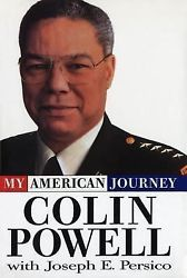 My American Journey by Colin Powell & Joseph Persico HARDCOVER - COLLECTOR GRADE