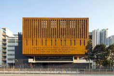Madam Wong Liu Wai Man Building,© Eden Tam