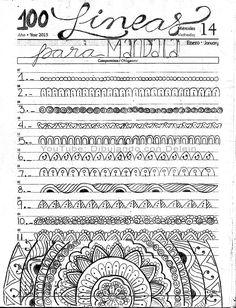 How to draw a mandala step by step Mandala Doodle, Easy Mandala Drawing, Mandala Art Lesson, Mandala Artwork, Simple Mandala, Dibujos Zentangle Art, Zentangle Drawings, Doodle Drawings, Doodle Art