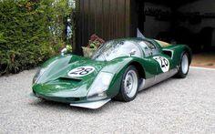 1966 Porsche 906 via www.Porsche 906