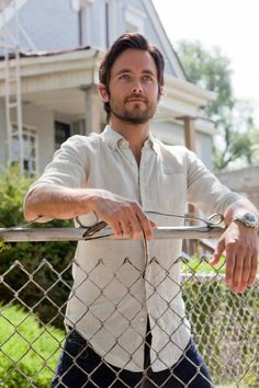 Still of Justin Chatwin in Shameless