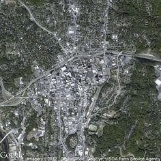 Ich möchte Asheville