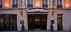 Renaissance Paris Vendome Hotel, Paris, France. Opulent surroundings for a board meeting in the city of lights.