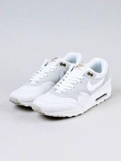 White on white sneaks.