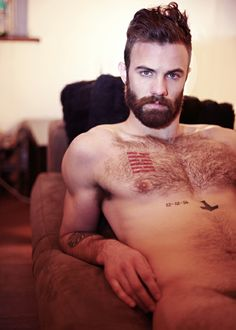WONDERFUL HAIRY MEN & MORE