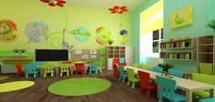 preschool classroom - Google Search