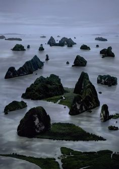 James Bond Island II, 2007, Andreas Gurskey, amazing photograpghy on a grand, and expensive, scale.